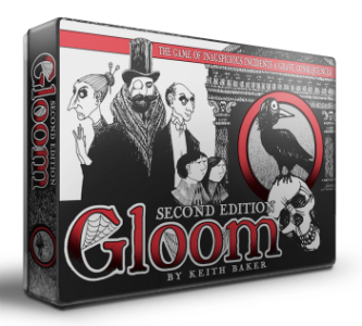 Gloom: Base Game