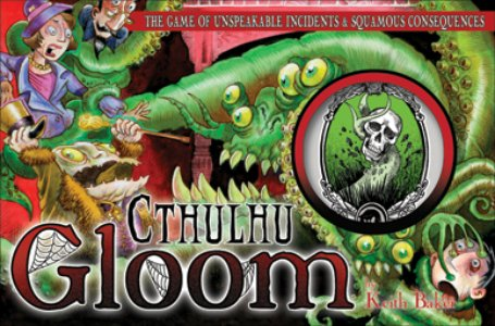 Gloom Cthulhu: Base Game