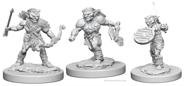 Goblins D&D Nolzur's Miniatures