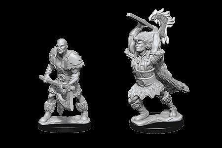 Goliath Barbarian Male D&D Nolzur's Miniatures