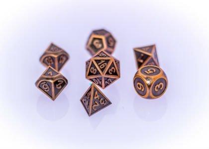 DHD 7M: Gothica Battleworn Copper