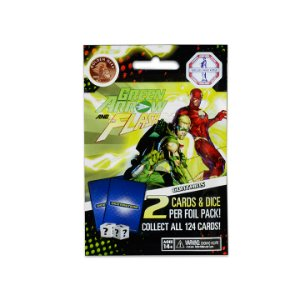 Dice Masters DC: Green Arrow and the Flash Foil Pack