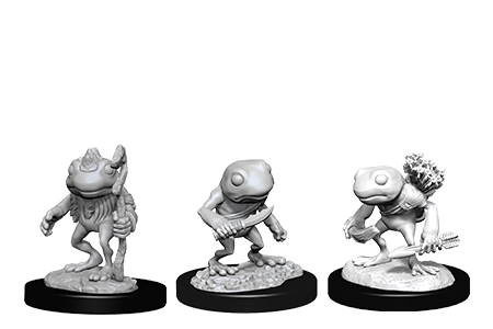 Grung D&D Nolzur's Miniatures