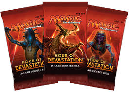 MTG Booster: Hour of Devastation