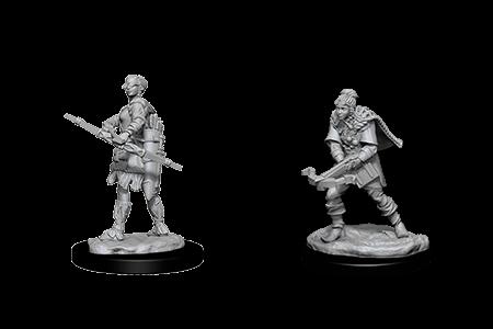 D&D Minis: Human Female Ranger
