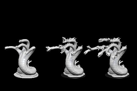 D&D Minis: Hydra