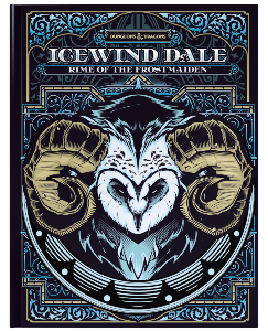 D&D 5e: Alt Icewind Dale Rime of the Frostmaiden