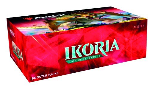 MTG: Ikoria - Lair of Behemoths Booster Box (36)