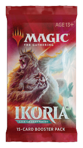 MTG Booster: Ikoria: Lair of Behemoths