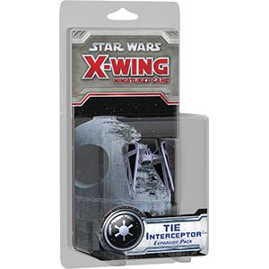 X-Wing: TIE Interceptor