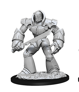 Iron Golem D&D Nolzur's Miniature