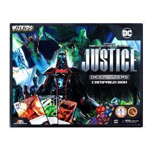 Dice Masters DC: Justice Campaign Box