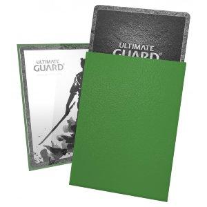 Green Katana Sleeves Standard (100)