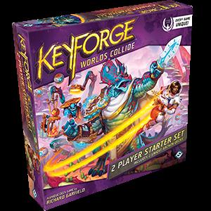 KeyForge: Worlds Collide Two-Player Starter