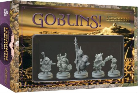 Labyrinth: Goblins! Expansion