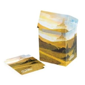 Deck Case: Land Edition 1 - Plains
