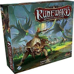 Runewars: Latari Elves Army