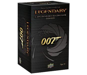 Legendary: 007 James Bond Deckbuilding Game Expansion