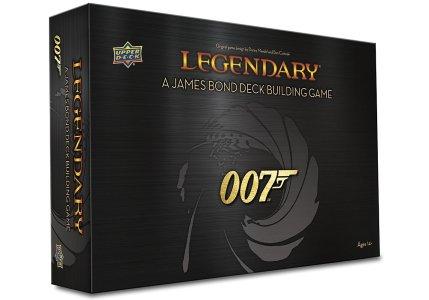 Legendary: 007 James Bond Deckbuilding Game