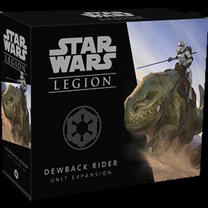 Star Wars Legion: Dewback Rider Unit Expansion