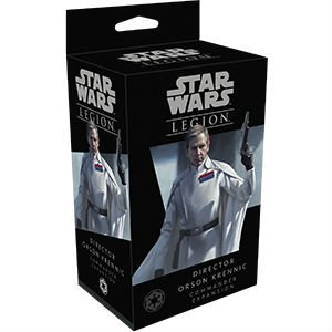 Star Wars Legion: Director Orson Krennic Commander Expansion