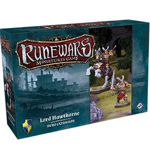 Runewars: Lord Hawthorne Hero Expansion Pack