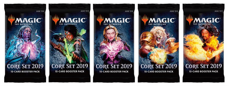 MTG Booster: Core 2019