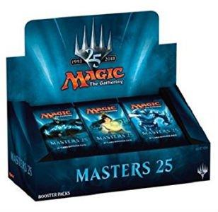MTG: Modern Masters 25 Booster Box DNS