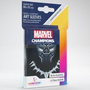 Black Panther Art Sleeve - Marvel Champions
