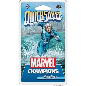 Quicksilver Hero Pack Marvel Champions