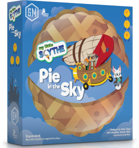 My Little Scythe: Pie in the Sky Expansion