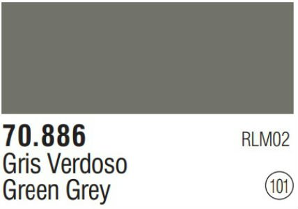 Model Color: Green Grey (17ml)