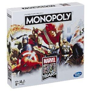 Monopoly: Marvel 80th Anniversary