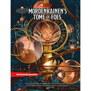D&D 5E: Mordenkainen's Tome of Foes