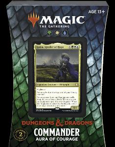 MTG Commander Decks: Adventures in the Forgotten Realms