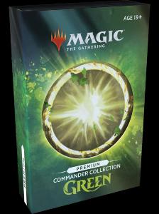 MTG Commander Collection: Premium Green