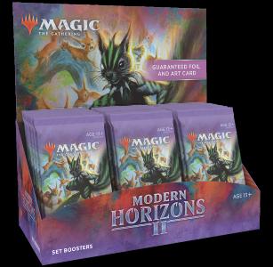 MTG: Modern Horizons 2 Set Booster Box (30)