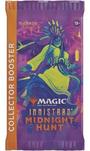 MTG Booster: Innistrad Midnight Hunt Collector Booster