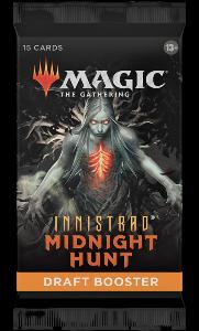 MTG Booster: Innistrad Midnight Hunt Booster