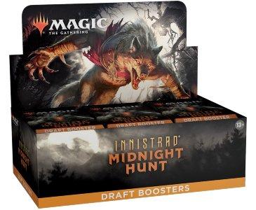 MTG: Innistrad Midnight Hunt Draft Booster Box (36)