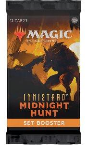MTG Booster: Innistrad Midnight Hunt Set Booster