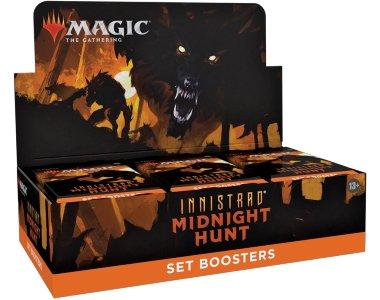 MTG: Innistrad Midnight Hunt Set Booster Box (30)