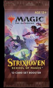 MTG Booster: Strixhaven Set Booster