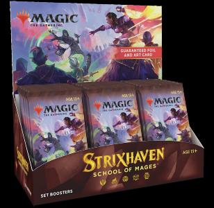 MTG: Strixhaven Set Booster Box (30)