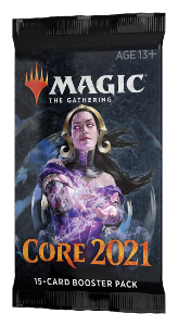 MTG Booster: Core 2021