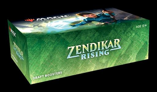 MTG: Zendikar Rising Draft Booster Box (36)