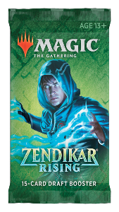 MTG Draft Booster: Zendikar Rising