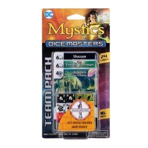 Dice Masters DC: Mystics Team Pack