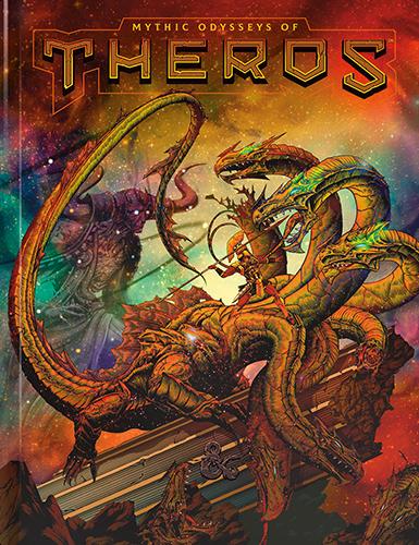 D&D 5e: Alt Mythic Odysseys of Theros