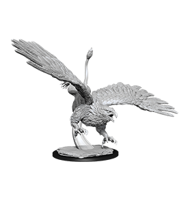 Diving Griffon D&D Nolzur's Miniature